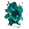 Krishna Inks Super Rich Series - Elegant Teal
