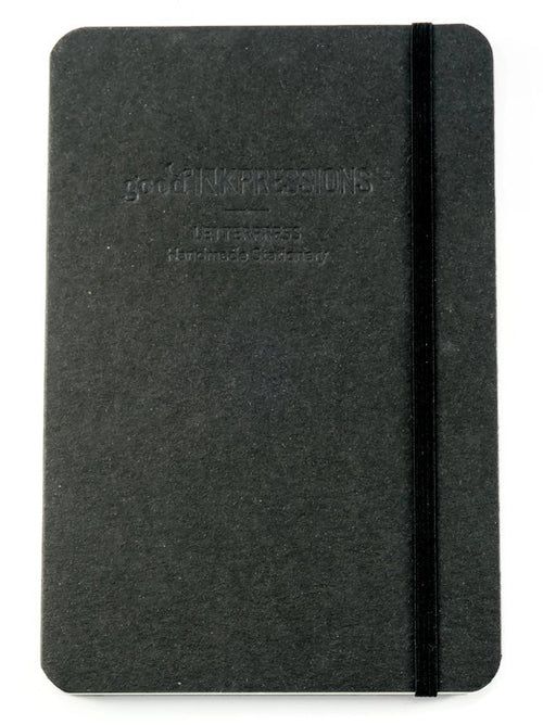 Tomoe River Journal - Black Cover