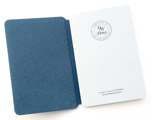 A5 Tomoe River Notebook Journal - Blue