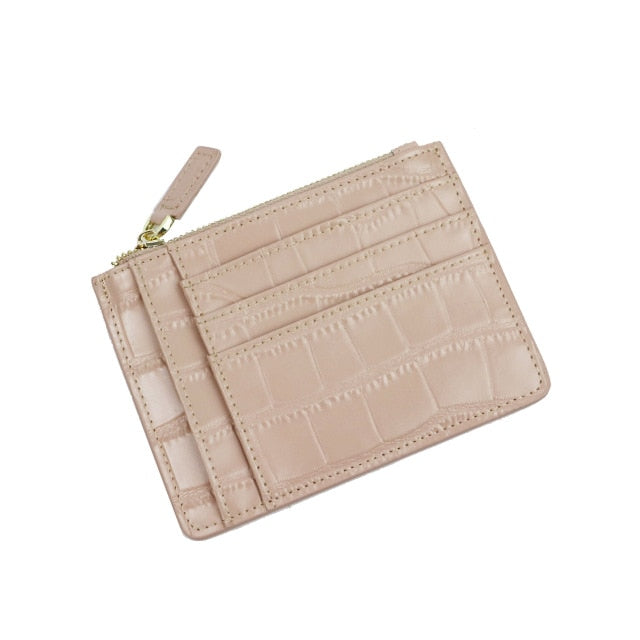 CROCO Wallet Zipper