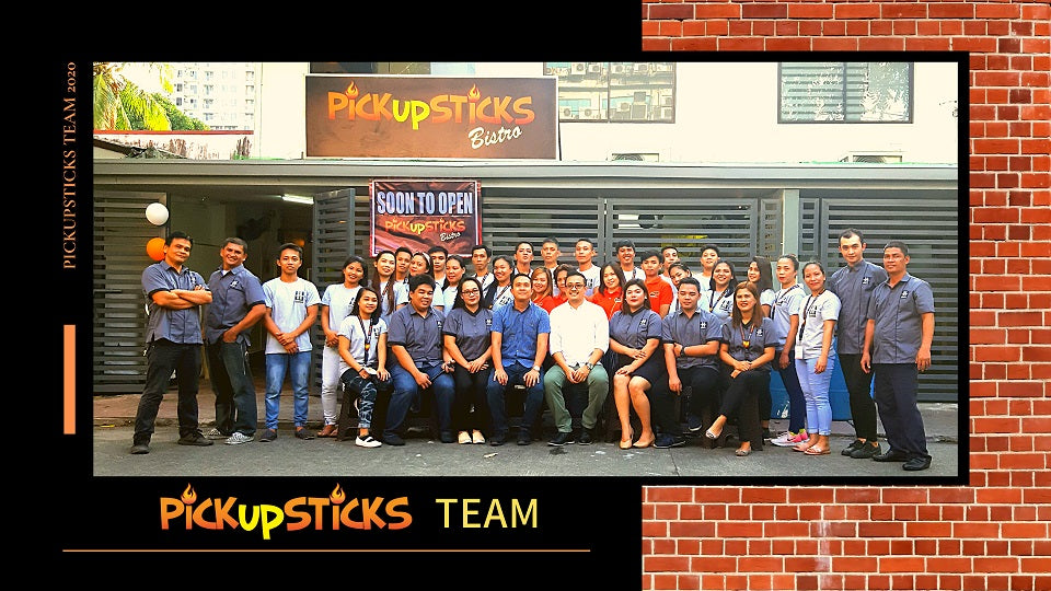 PICKupSTICKS Team