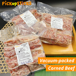Vacuum-packed Corned Beef (10 x 100g per pack)