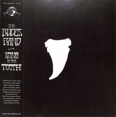 Budos Band - Long In The Tooth (Clear, Black, Silver Splatter)