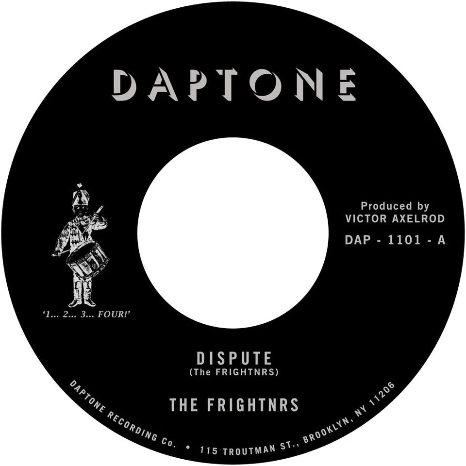 The Frightnrs - Dispute