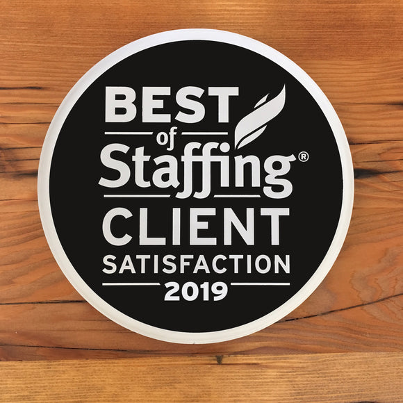 2019 Best of Staffing