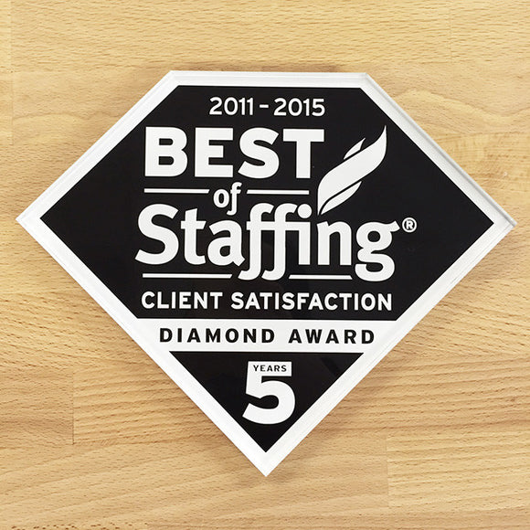 2015 Client Diamond Award | Office Wall Mount