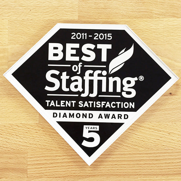 2015 Talent Diamond Award | Office Wall Mount
