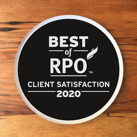 2020 RPO Client Award | Office Wall Mount
