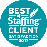 2017 Client Award | Window Cling