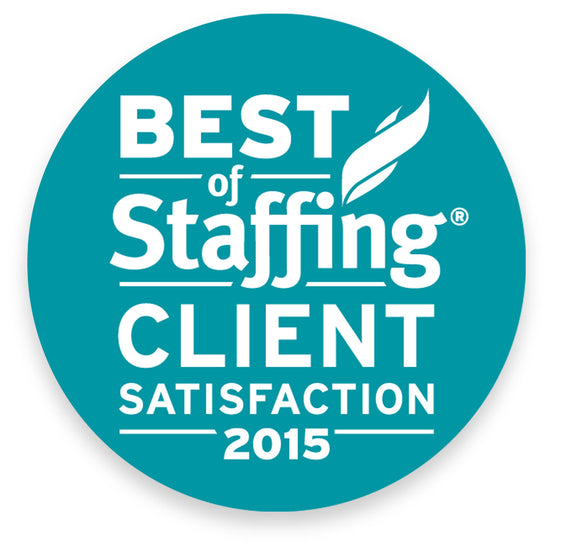 2015 Client Award | Window Cling