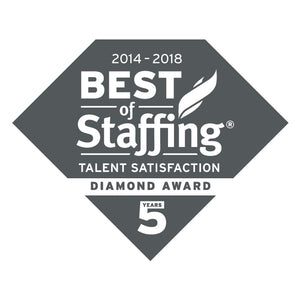 2018 Talent Diamond Award | Window Cling