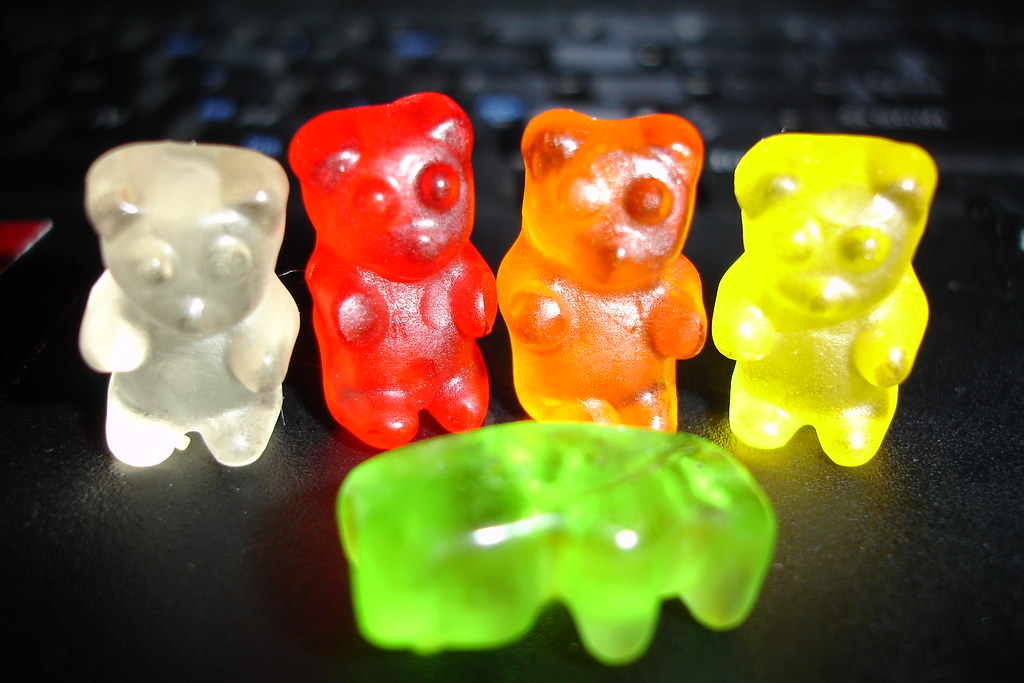 Gummy Bears: Candy perfection