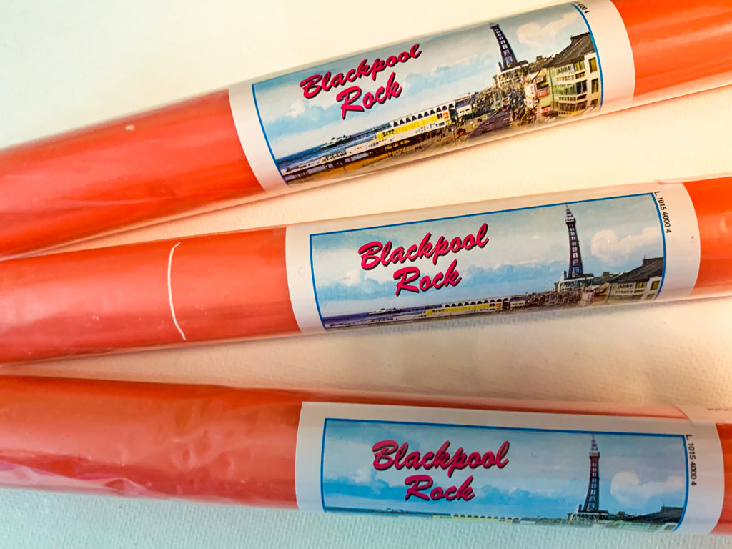 Blackpool Rock: A U.K. Candy Favourite