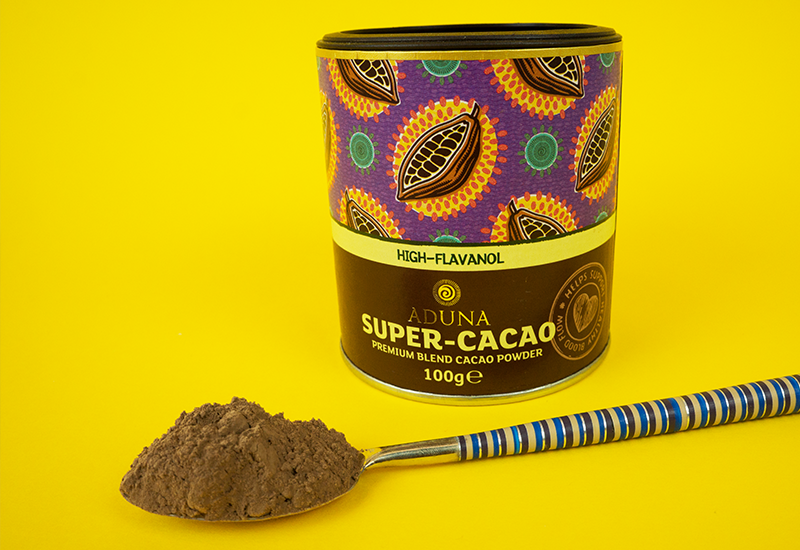 Aduna High Flavanol Super-Cacao Powder