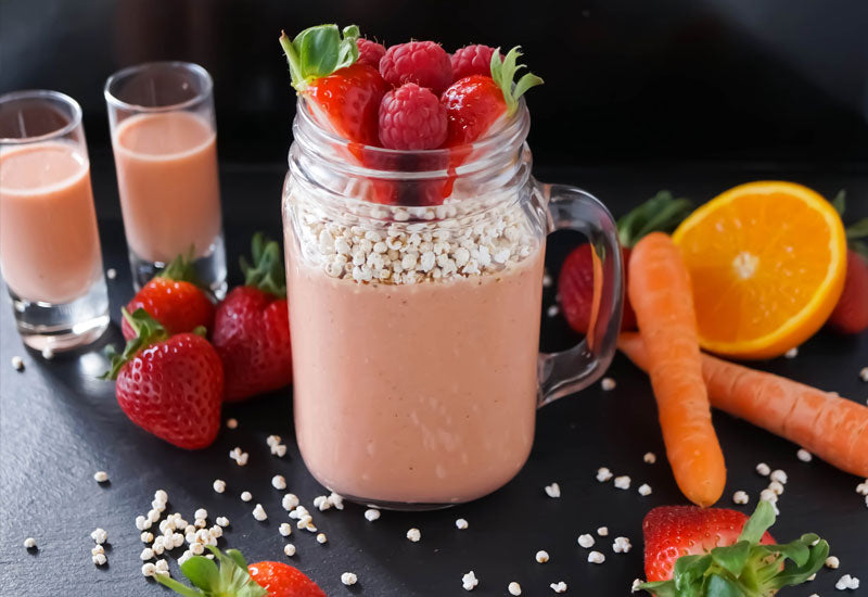 Aduna Baobab Morning Boost Smoothie
