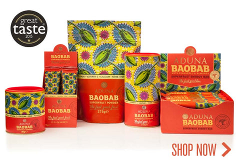 Shop the Aduna Baobab Range