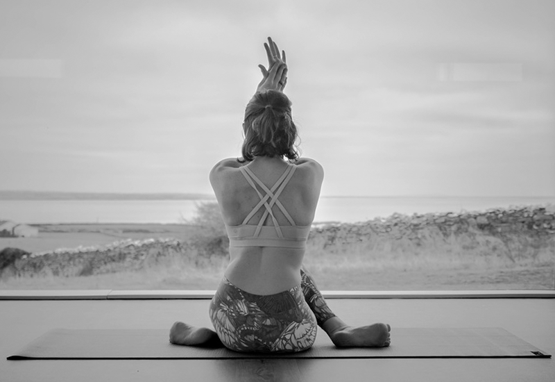Cliffs of Moher Retreat: Yoga Studio - Competition