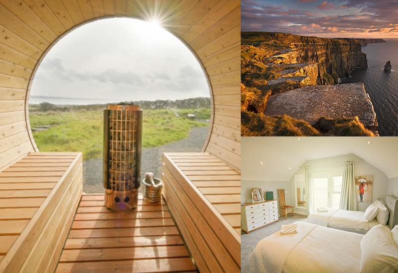 Cliffs of Moher Retreat - Competition