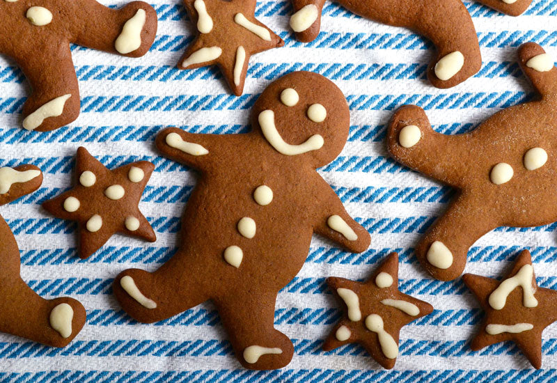 Baobab Gingerbread Men