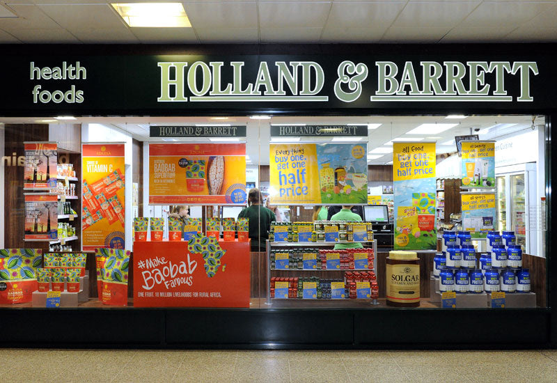 Holland & Barrett Make Baobab Famous takeover Liverpool