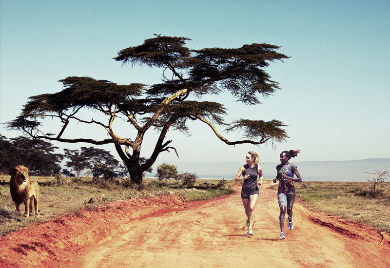 Lornah Sports: Feel African Running