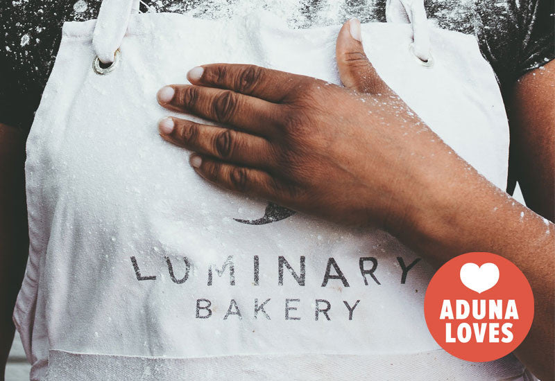 Aduna Loves Luminary Bakery