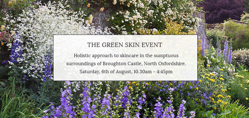 Vedani Botanicals Green Skin Event