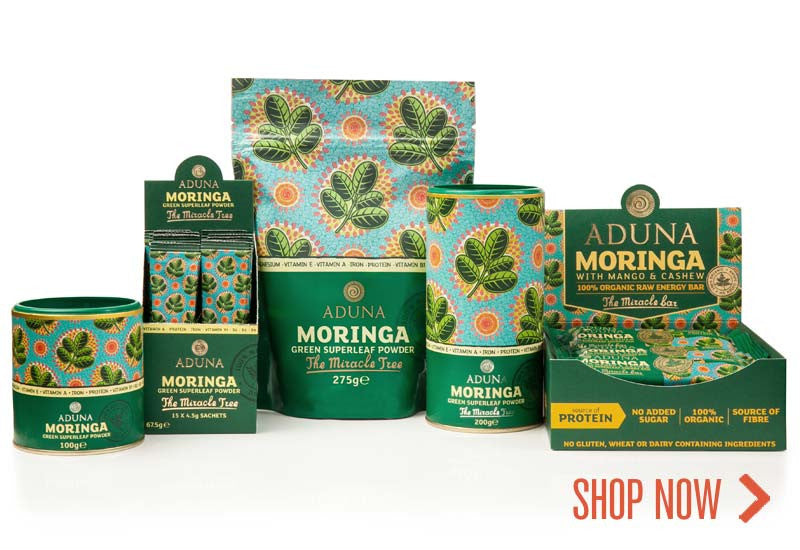 Aduna Moringa Powder - Shop now!