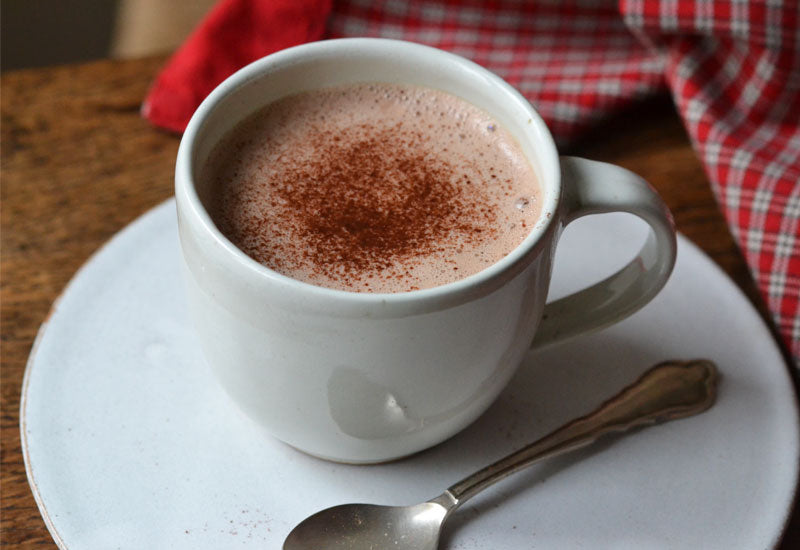 Super-Cacao Hot Chocolate Recipe