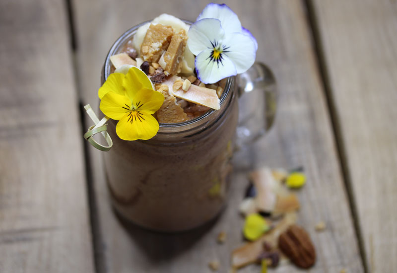 Aduna Super Nutty Cacao Smoothie