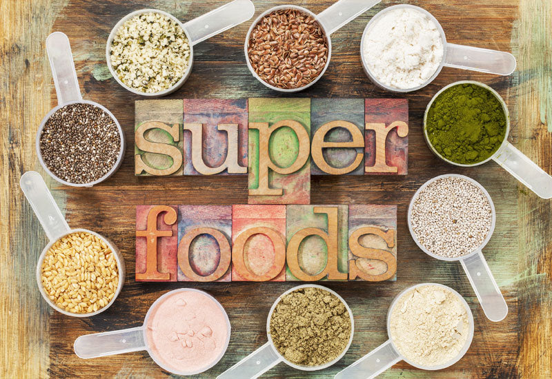 Superfoods for Hormones