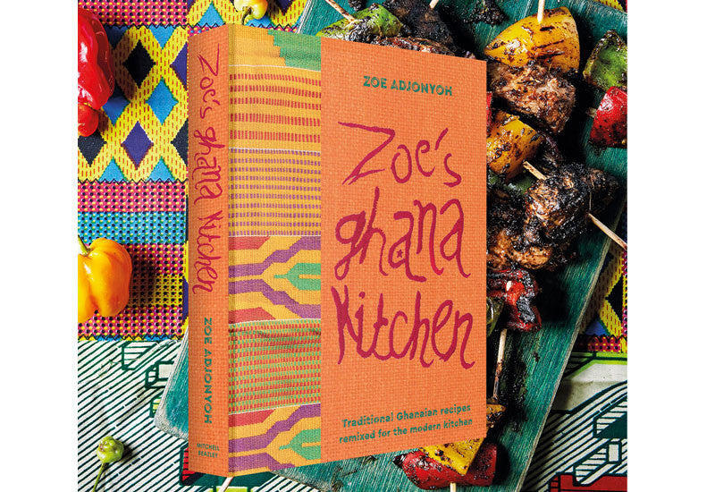Zoe's Ghana Kitchen Book
