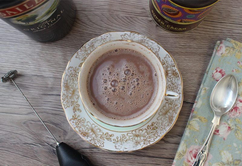 Aduna Baileys Hot Chocolate
