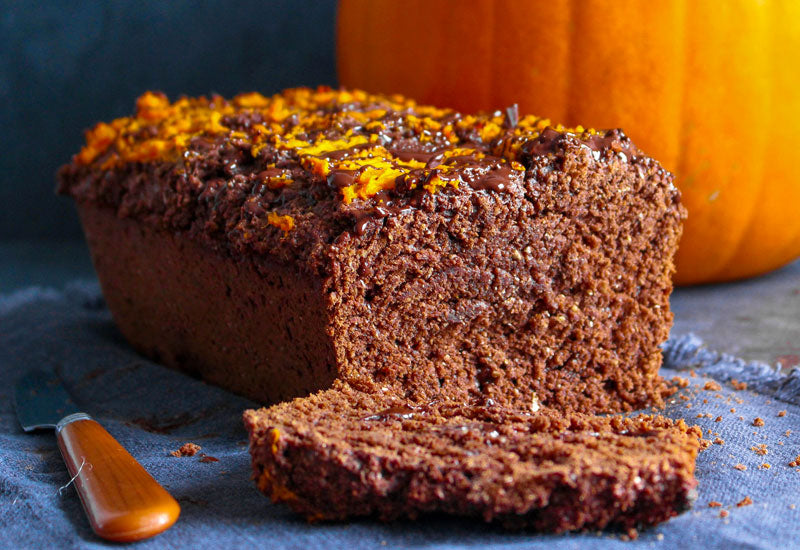 Aduna Chocolate & Pumpkin Loaf