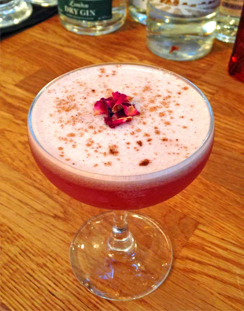 Baobab Feel Good Frenchy (French Martini Twist)