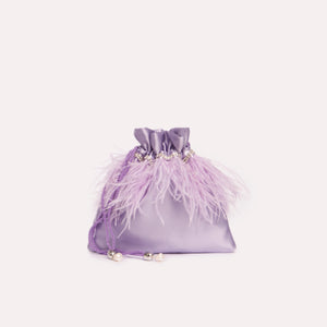 MINI FEATHERS BAG