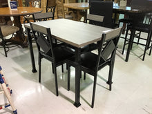 Load image into Gallery viewer, Fairfax NEW 5pc Dining Set 44x28x30