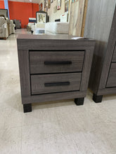 Load image into Gallery viewer, Cherokee Gray NEW Nightstand 22x16x23