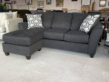 Load image into Gallery viewer, Dante Dusk NEW Reversible Sectional 87x39/64x38h