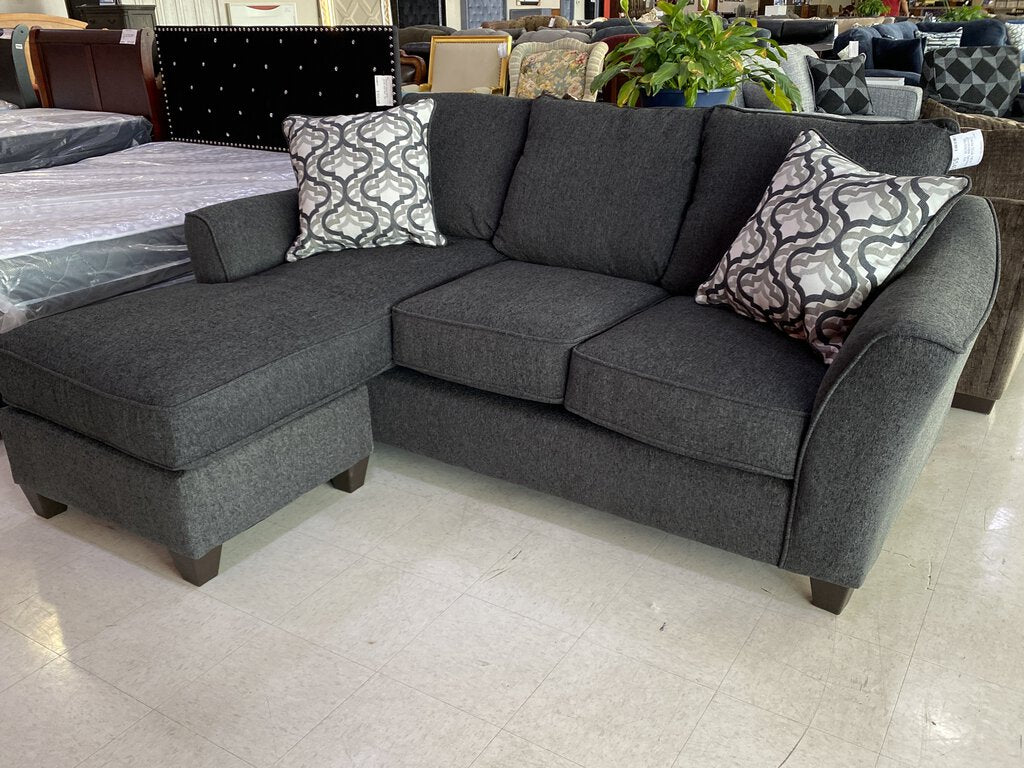 Dante Dusk NEW Reversible Sectional 87x39/64x38h