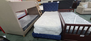 Starlett Blue NEW Twin Size Bed Frame 42x77x48