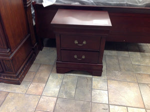 LP21 Cherry NEW Nightstand 22x16x24