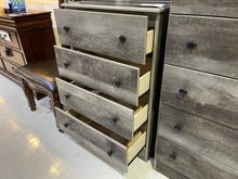 Load image into Gallery viewer, Promo 21 Gray 4 Drawer Chest 27x15x39
