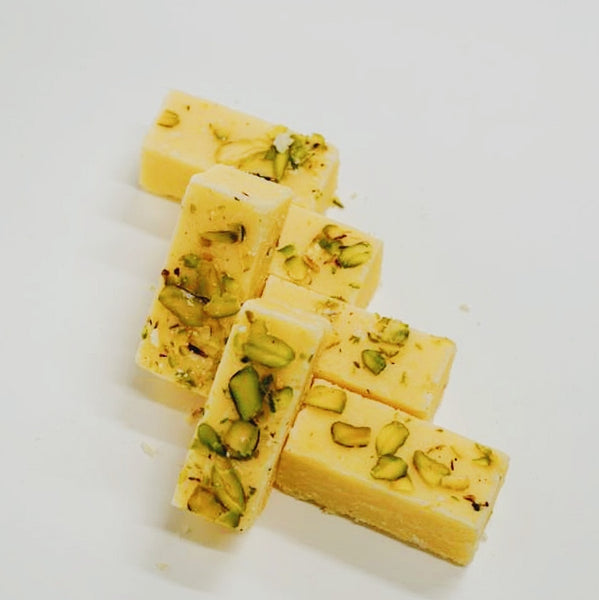 Ice Cream Barfi