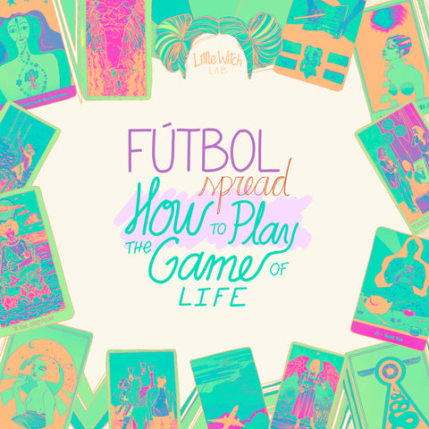 Fútbol Spread Tarot Reading