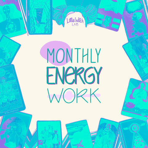 Monthly Energy Work