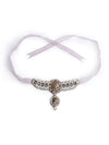 Handcrafted Jeweled Choker