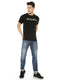Rocky Star Set of 3 Men's Regular Fit Round Neck Tshirt