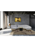 Rocky Star Anthropod Off White Sofa