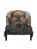 Rocky Star Botanical Club Chair